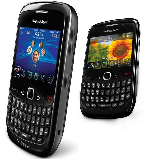 Blackberry Curve 8520     A Fondo
