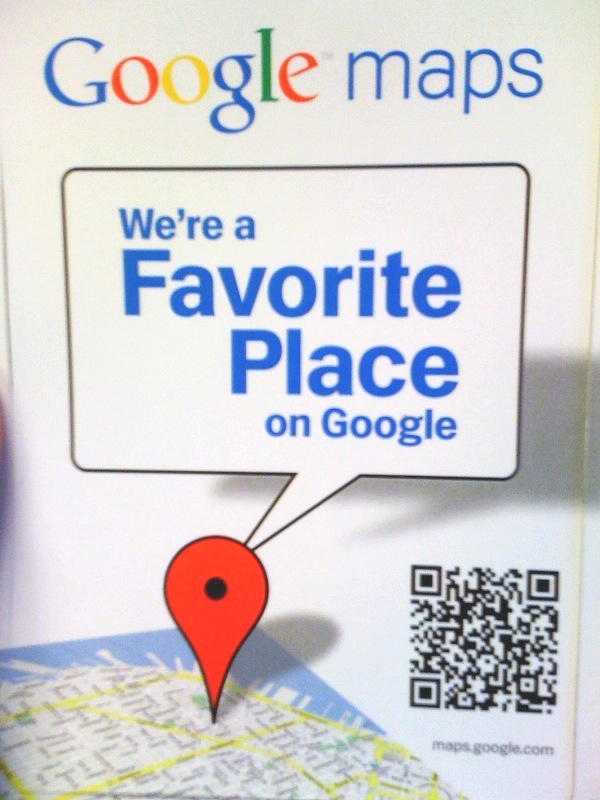 Google Favorite Places, los rincones favoritos de los famosos