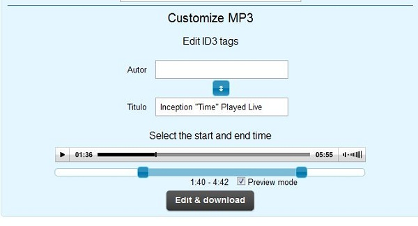 descargar programa para convertir videos de youtube a mp3 gratis