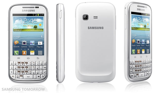 Samsung Galaxy Chat 02