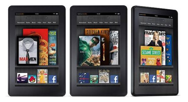 amazon kindle fire 01 Amazon lanzará su propio smartphone