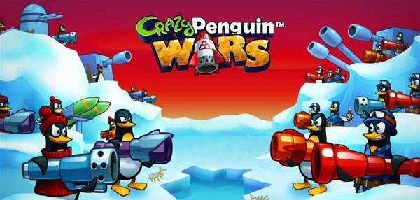 crazy penguin wars 01