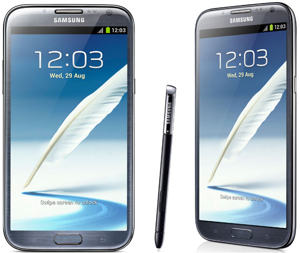 Samsung Galaxy Note 2 01