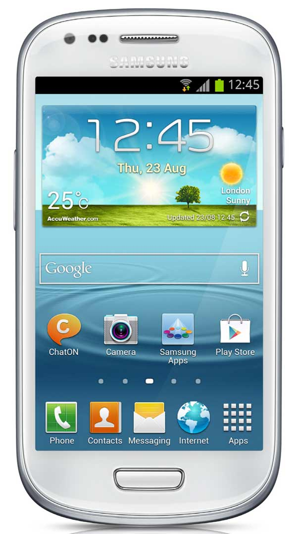Samsung Galaxy S3 Mini 00