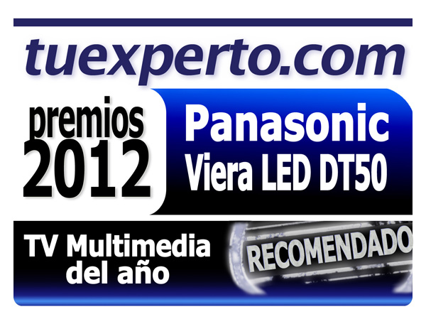 Panasonic Viera LED DT50
