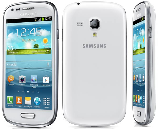 Samsung Galaxy S3 Mini Precios Y Tarifas Con Movistar on galaxy s111 mini