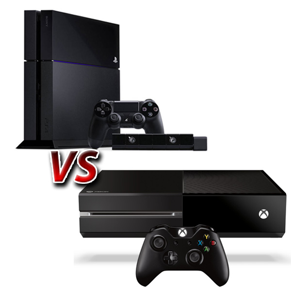 XboxOne vs PS4