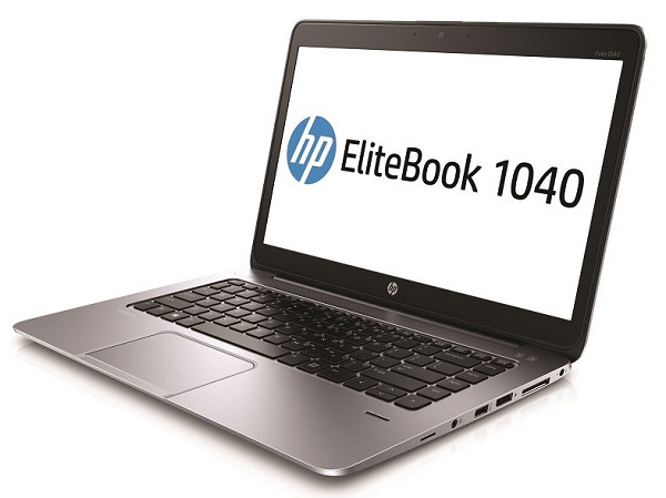 HP EliteBook Folio 1040 G1, ultrabook profesional muy fino y potente