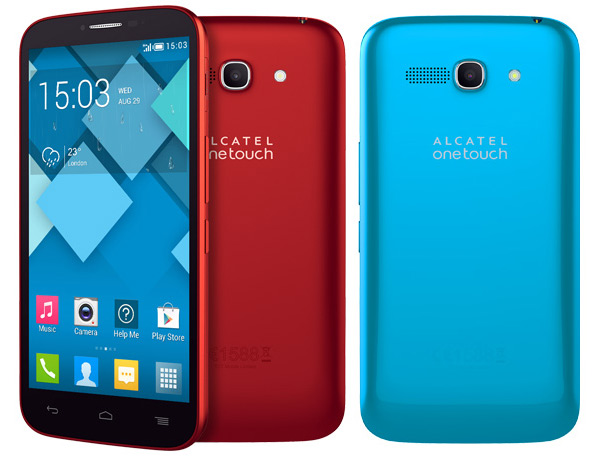 Here alcatel one touch pop 3 5