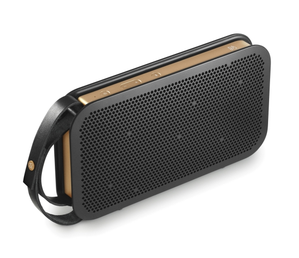 BeoPlay A2 Black Copper, altavoz ultraportátil con Bluetooth