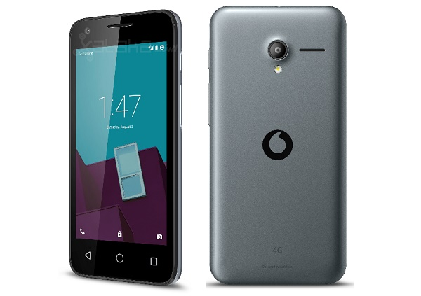 Vodafone Smart Speed 6, móvil de entrada con 4G y Android Lollipop