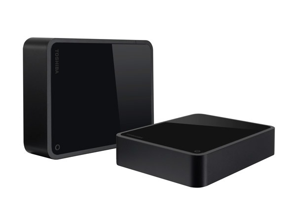Toshiba Canvio for Desktop, disco duro externo USB 3.0 de hasta 6 TB