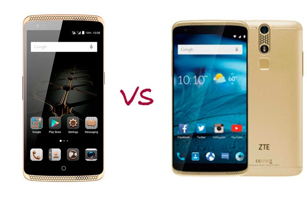 Comparativa ZTE Axon Elite vs ZTE Axon Mini