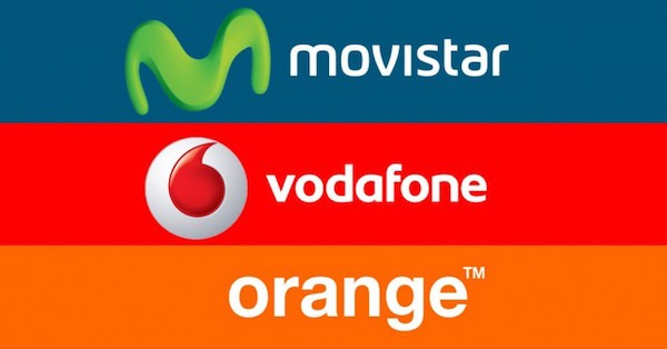 Movistar vs. Orange vs. Vodafone