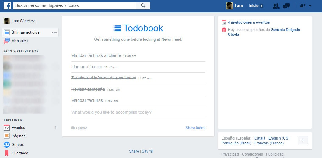 Todobook captura