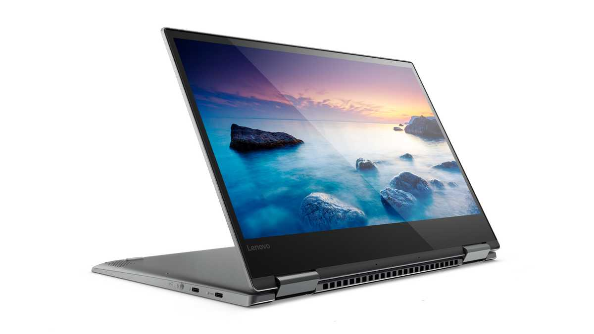 Lenovo Yoga 720 trece multimedia