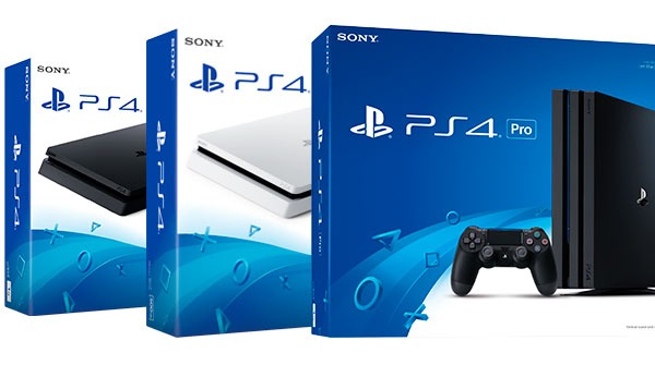 A Me Compro Playstation 4 Slim De 500 Gb Ps4 Slim De 1 Tb O Ps4 Pro