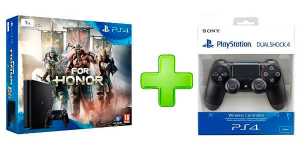 ofertas ps4 amazon for honor