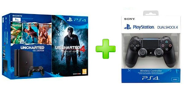 ofertas ps4 amazon uncharted