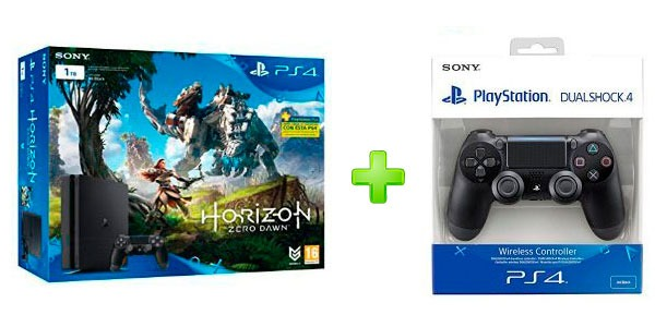 ofertas ps4 amazon horizon ps4 slim