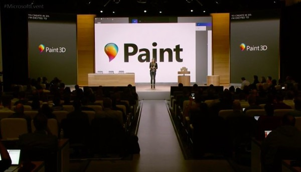 Paint 3D, así­ es el Paint del futuro para Windows 10