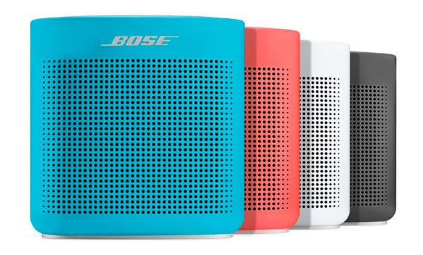 altavoces Bluetooth por menos de 200 euros Bose SoundLink Color II