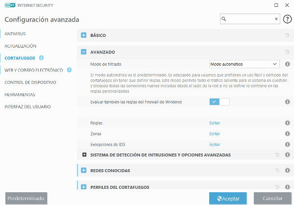ESET Internet Security, probamos el antivirus de ESET