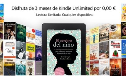 Amazon regala tres meses de Kindle Unlimited para leer libros gratis