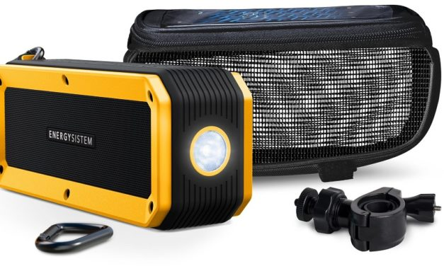 Energy Sistem Outdoor Box, altavoces para aventura y deportes