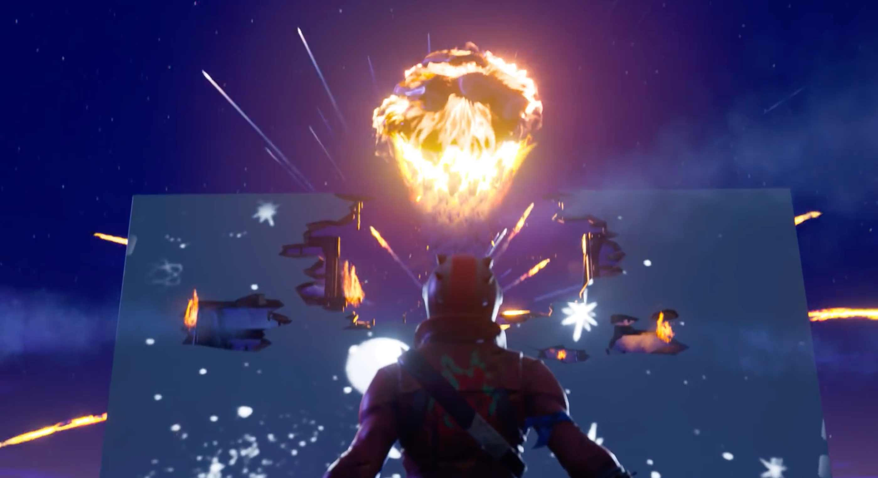 Fortnite lanza la temporada 4 estas son las novedades for Fortnite temporada 5 sala