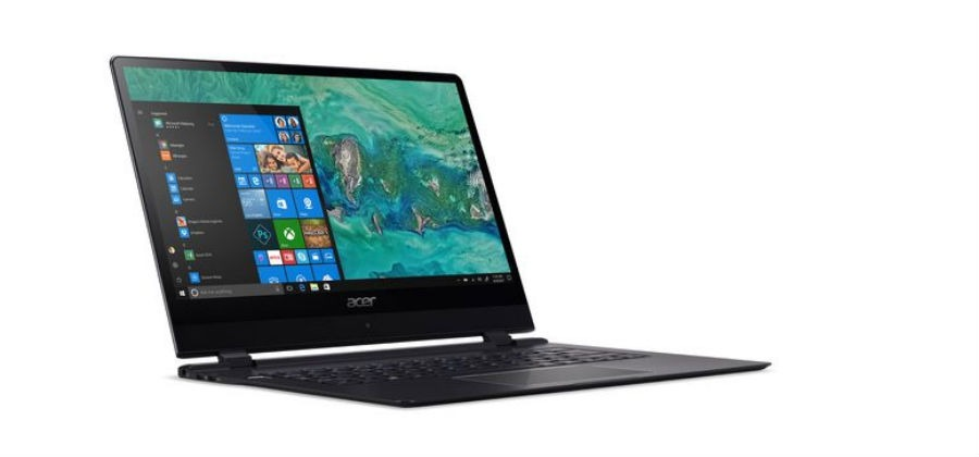 Acer Swift 7 diseño