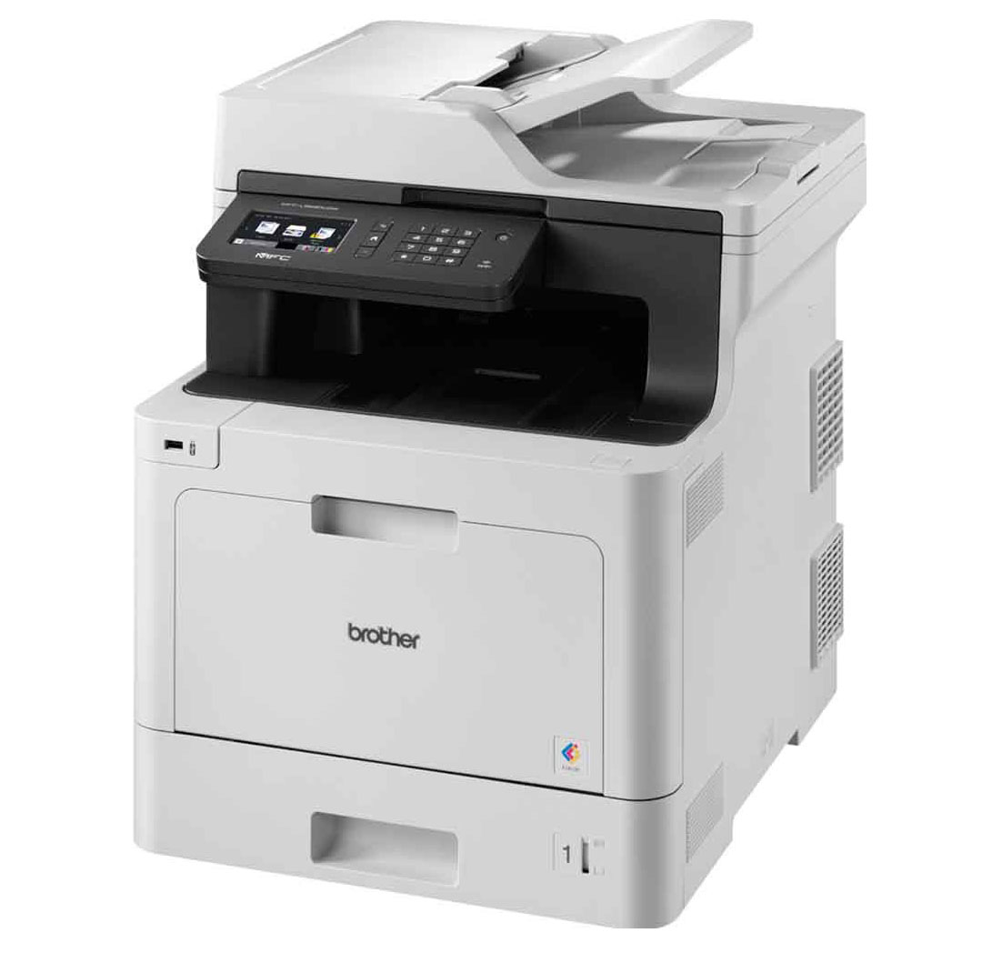 Brother-MFCL8690CDW pantalla tactil