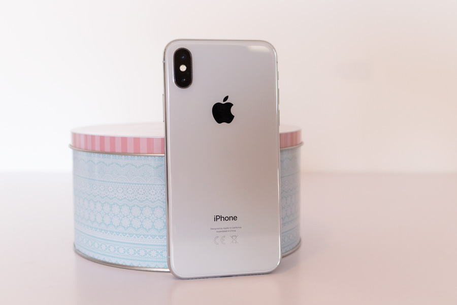 comparativa iPhone Xs vs iPhone X trasera iPhone X
