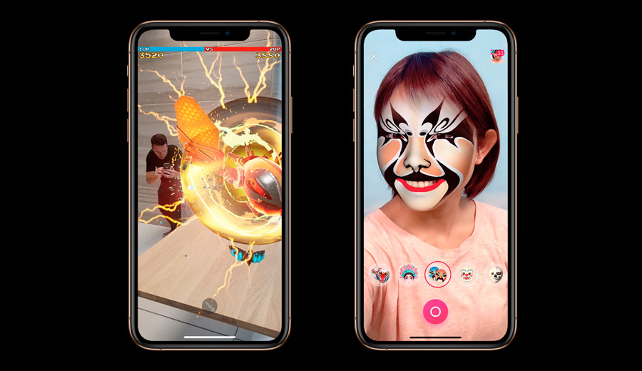 comparativa iPhone Xs vs iPhone X doble SIM