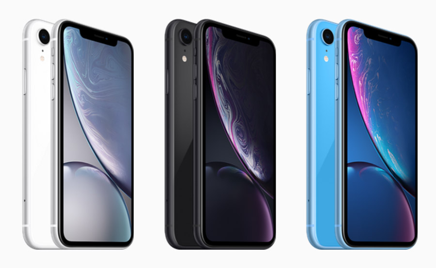 iphone xr diseño