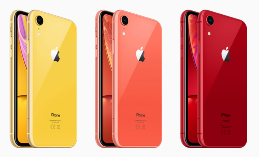 procesador iphone XR