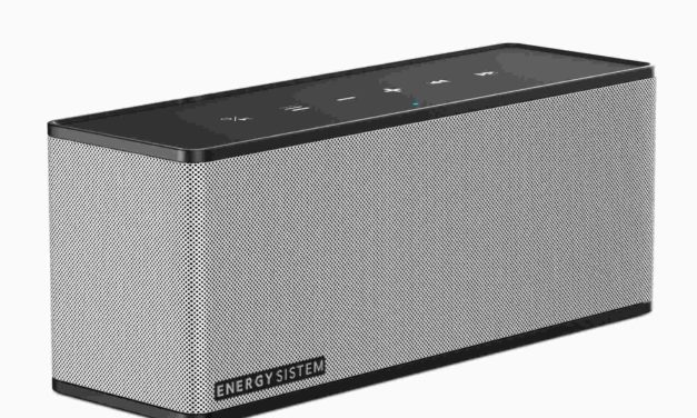 Energy Music Box 7+, el nuevo altavoz Bluetooth de Energy Sistem
