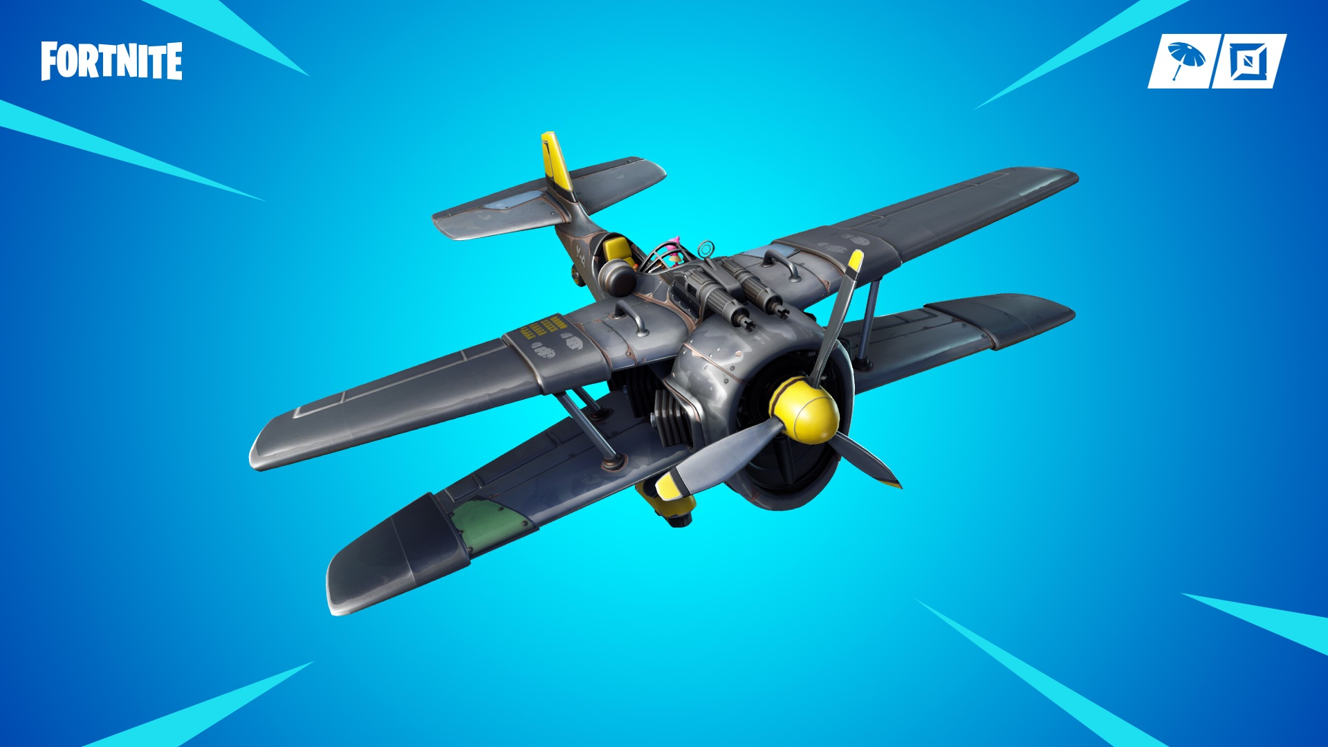Fortnite avioneta