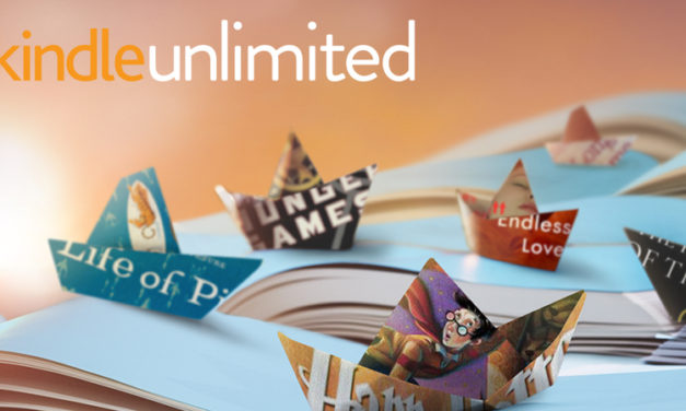 Amazon ofrece 3 meses de Kindle Unlimited por 2 euros