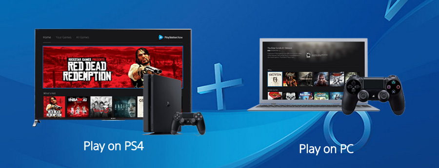 qué es PlayStation Now pc