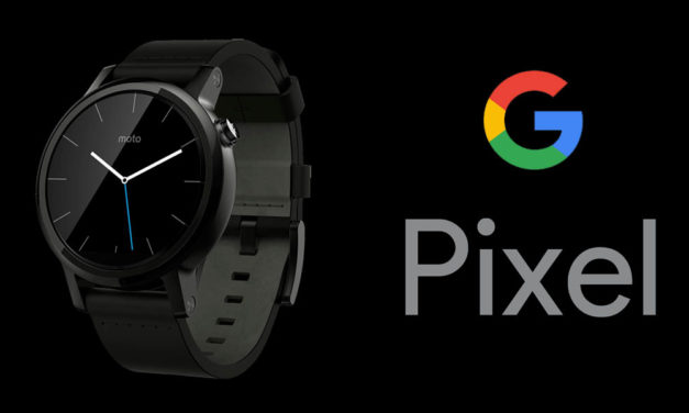 Google lanzará un Pixel Watch para competir contra el Apple Watch