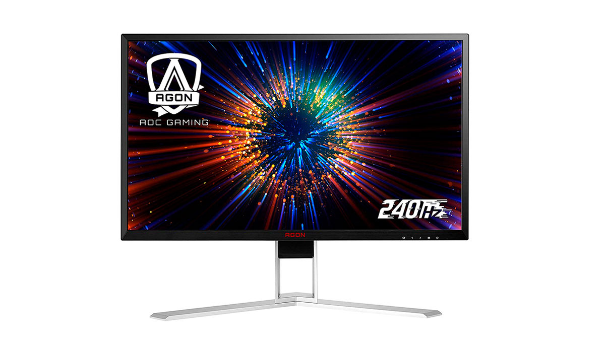 monitores AOC de 0.5 ms
