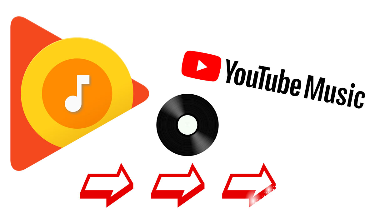 Como transferir sua música do Google Play Music para o YouTube Music